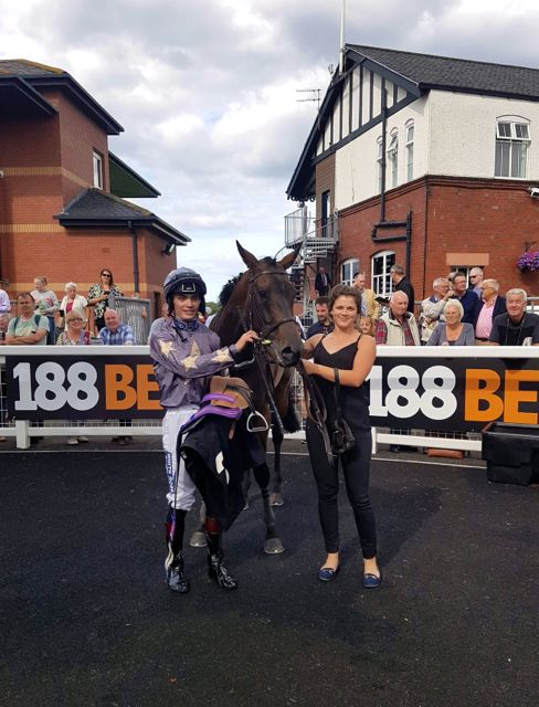 edbe0d99998 He challenged over the final two furlongs and had the lead approaching the  furlong mark. He was headed but showed a great attitude to battle back and  win by ...